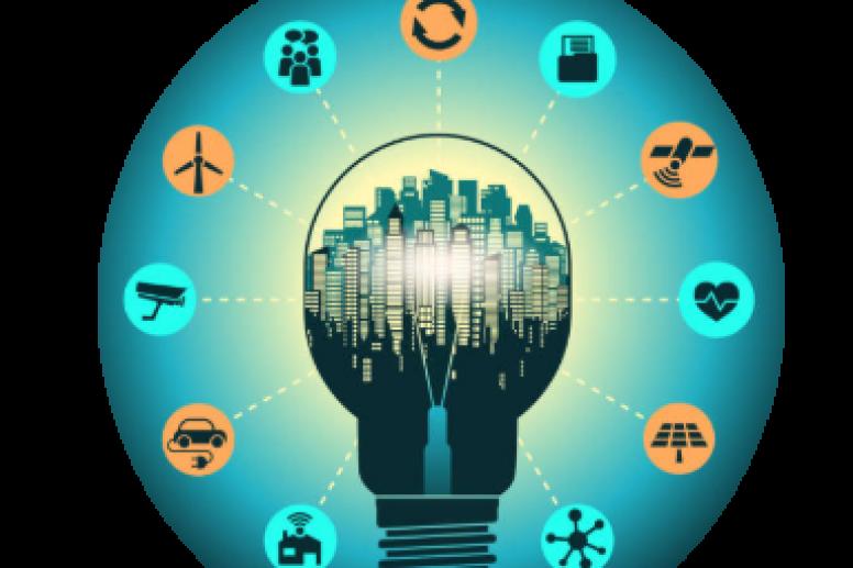 Smart Cities and Regions Summit 2019 logo