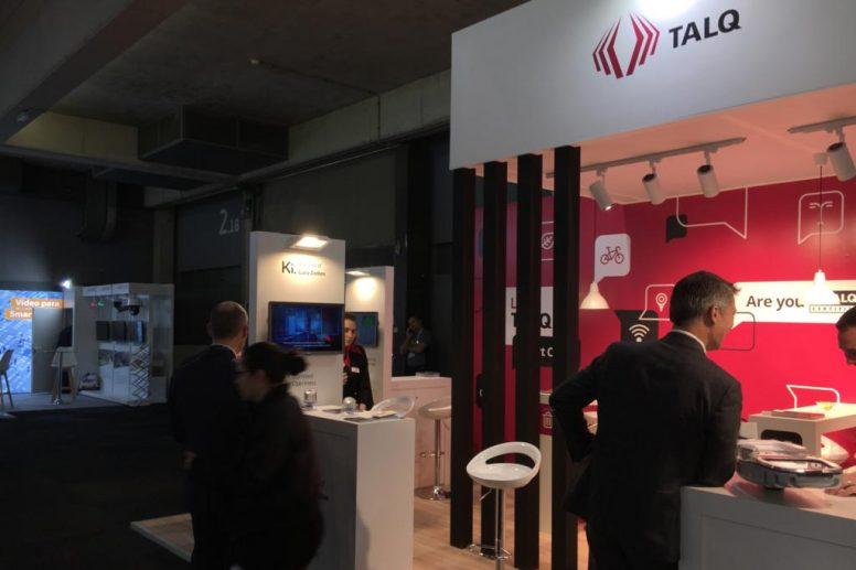 TALQ Stand